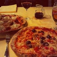 Photo taken at Pizzeria Corte Sconta by RoS on 2/5/2012