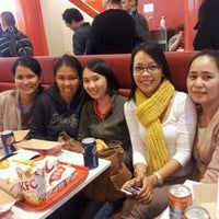 Photo taken at KFC by Anna Celeste A. on 3/21/2012