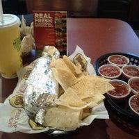 Photo taken at Moe's Southwest Grill by Matthew K. on 5/7/2012