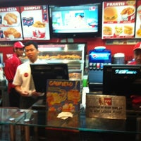 Photo taken at KFC by arie a. on 10/16/2011