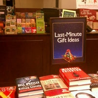 Photo taken at Barnes & Noble by Mark L. on 12/18/2011