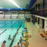 Photo taken at Sportcentrum Arkendonk by Arend V. on 3/6/2012