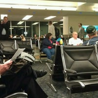 Photo taken at Gate C9 by Kyle W. on 9/22/2011