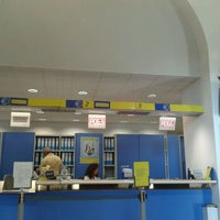Photo taken at Poste Italiane by Miss Jane on 8/26/2011