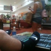 Photo taken at Grand Central Mall by Cassie N. on 9/3/2011