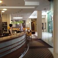 Photo taken at Best Western Hotel Ginkgo Sas by Czimtom on 2/18/2012