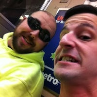 Photo taken at Philly Local Train by Philip W. on 4/3/2012