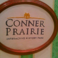 Photo taken at Conner Prairie Interactive History Park by Mark C. on 12/3/2011