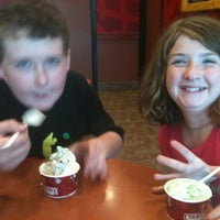Photo taken at Cold Stone Creamery by Kate H. on 9/5/2011