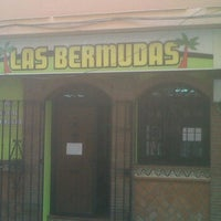 Photo taken at Las bermudas by Jose M. on 9/10/2011