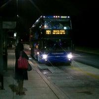 Photo taken at Megabus Stop - White Marsh Park & Ride by Michael D. on 6/19/2012