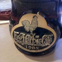 Photo taken at Egg Harbor Cafe by Gerri U. on 1/31/2012