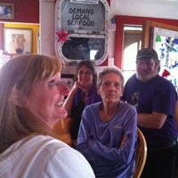 Photo taken at Cafe Cups by Michael F. on 7/21/2012