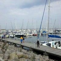 Das Foto wurde bei Bootshafen Kühlungsborn von Marc am 8/17/2011 aufgenommen