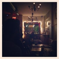 Photo taken at The West—Coffeehouse & Bar by Theo C. on 6/7/2012