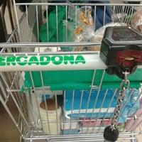 Photo taken at Mercadona by Padwan P. on 4/21/2012