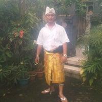Photo taken at Ratu Penembahan MACAN GADING, Dalem Paruman. by Gung De K. on 2/11/2012