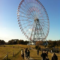 Photo taken at Diamond and Flower Ferris Wheel by Atsushi H. on 2/19/2012
