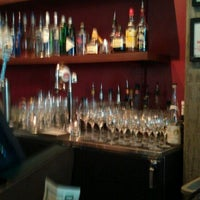 Photo taken at Grand Cru Mixologie Lounge by Steve H. on 9/9/2011