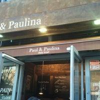 Photo taken at Paul & Paulina by Eunjin J. on 12/3/2011