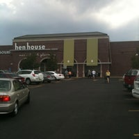 Photo taken at Hen House Market by Dan T. on 9/3/2011