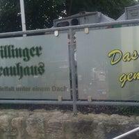 Photo taken at Willinger Brauhaus by Joris V. on 8/22/2012
