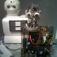 Photo taken at MIT Museum (Building N52) by Galima A. on 5/8/2012