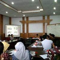 Photo taken at Kantor Bappeda Martapura by RadenMas R. on 9/15/2011