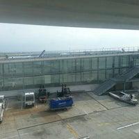 Photo taken at Terminal 2G by Davide Z. on 8/12/2012