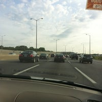 Photo taken at Veterans Memorial Tollway by Cris H. on 5/11/2012