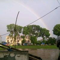 Photo taken at Lapangan Merah Enggal by Mrs.Ria Adrian on 1/15/2012