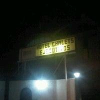 Photo taken at Motel chalet el reloj by Edgar P. on 11/26/2011