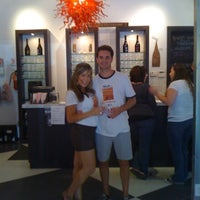 Photo taken at Four Vines Winery by Jim K. on 8/13/2011