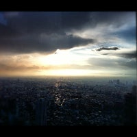 Photo taken at North Observatory, Tokyo Metropolitan Government Building by Chaos S. on 5/4/2012