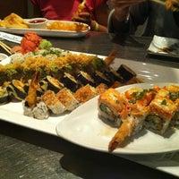Photo taken at Izziban Sushi by Jose Antonio S. on 2/17/2012