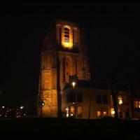 Photo taken at Vrouwenpoortsbrug by Marlin B. on 2/11/2012