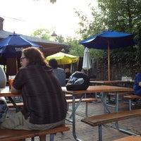 Photo taken at Plank's Bier Garten by Graeme D. on 7/22/2012