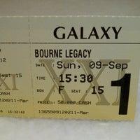 Photo taken at Galaxy XXI by Zendy h. on 9/9/2012