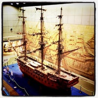Photo taken at Kobe Maritime Museum by Hiro Y. on 11/8/2011