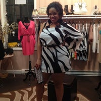 Photo taken at Crystal Nichole Boutique by Crystal M. on 3/25/2012