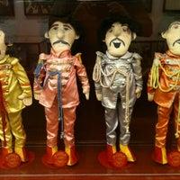 Foto tomada en Museo Beatle por Antonio B. el 4/8/2012