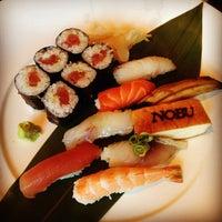Photo taken at Nobu by Keropok M. on 12/5/2011