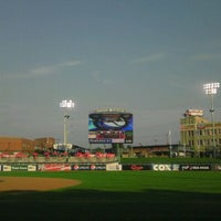 Photo taken at ONEOK Field by Heath G. on 9/3/2011