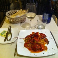 Photo taken at Ristorante Roma Life by Pieter D. on 8/7/2012