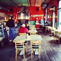 Photo taken at Bob's Java Hut by Garrio H. on 4/16/2012