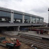 Photo taken at Bahnhof Berlin Ostkreuz by Stefan M. on 4/12/2012