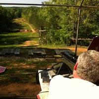 Photo taken at Gun Site Hills by Victoria A. on 4/13/2012