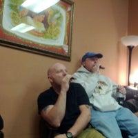 Photo taken at Davidus Cigars by P. J P. on 1/23/2012