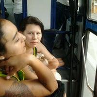 Photo taken at MIO Estacion Manzana del Saber by Jacka W. on 1/8/2012