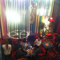 Photo taken at Klub Kino Grič by Taylor M. on 9/6/2012